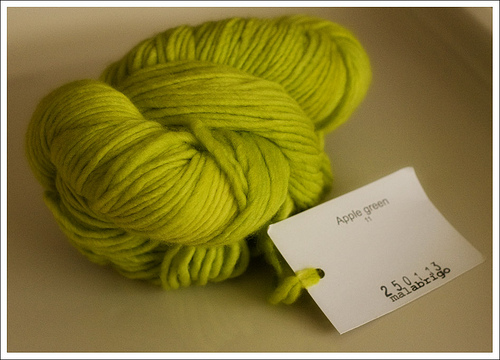malabrigo-green-apple