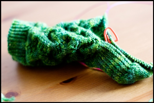 Spring Forward Socks1