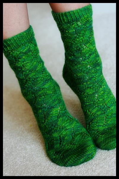 Spring Forward Socks 3